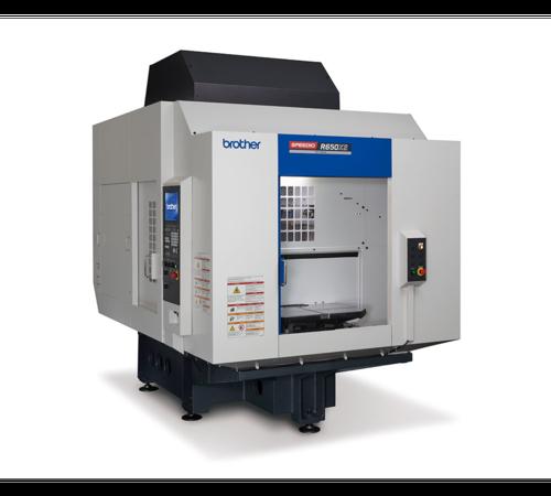 Brother R650X2 40 ATC CNC Çift Paletli Dikey İşleme Merkezi