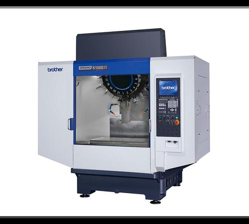 Brother S1000X1 CNC Dikey İşleme Merkezi
