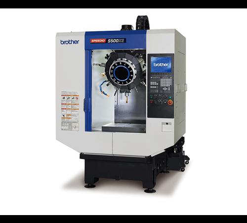 Brother S500X2 CNC Dikey İşleme Merkezi