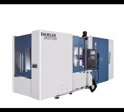 Dahlih DMH-500 CNC Yatay İşleme Merkezi