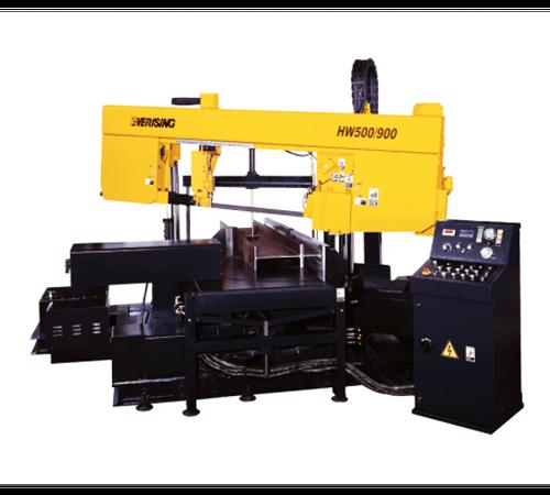 Everising HW500/900II Universal Sütunlu Yarı Otomatik Şerit Testere
