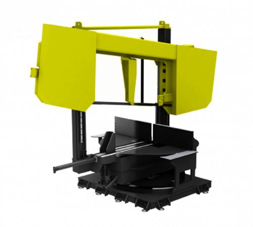 Everising HW 700 / 1100 II Universal Sütunlu Yarı Otomatik Şerit Testere