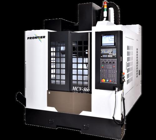 Frontier MCV-855 Dik İşleme Cnc Torna Tezgahı