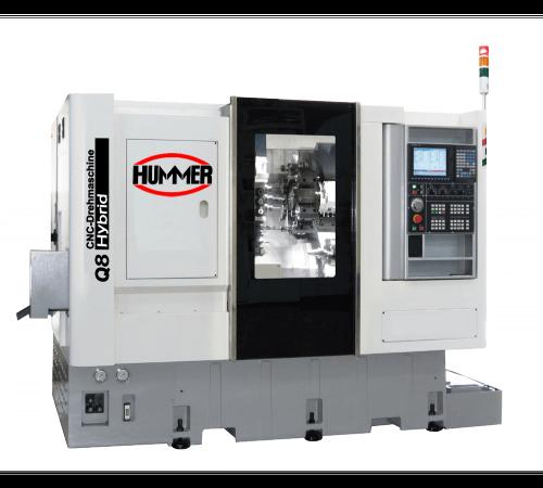 Hummer Q8 HYBRID CNC Otomat Torna Tezgahi