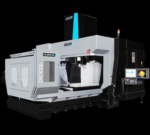 HURCO DCX22i SK40 CNC 3 Eksen İşleme Merkezi