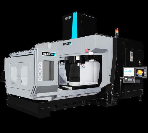 HURCO DCX22i SK50 CNC 3 Eksen İşleme Merkezi