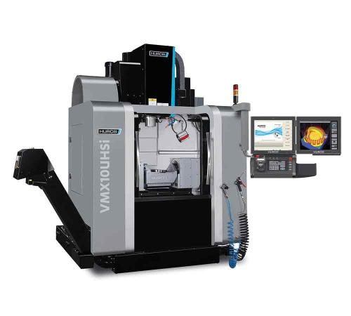 HURCO VM10UHSi CNC 5 Eksenli İşleme Merkezi