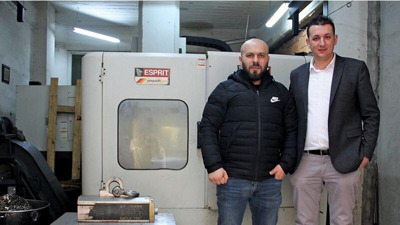 Murat CNC Genel Müdürü Mustafa Taşdemir: ''Tezmaksan A'dan Z'ye çözüm sunuyor''