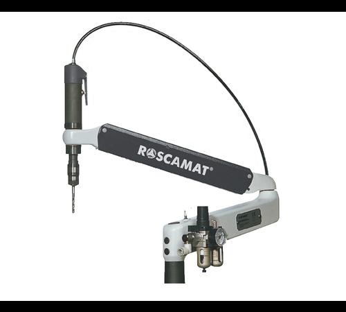 Roscamat ROSCAMAT-200 Universal Pnömatik Kilavuz Çekme Tezgahi