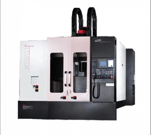 SMEC LCV-600H CNC Dikey İşleme Merkezi