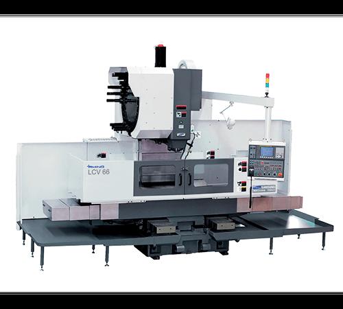 SMEC LCV-66 CNC Dikey İşleme Merkezi