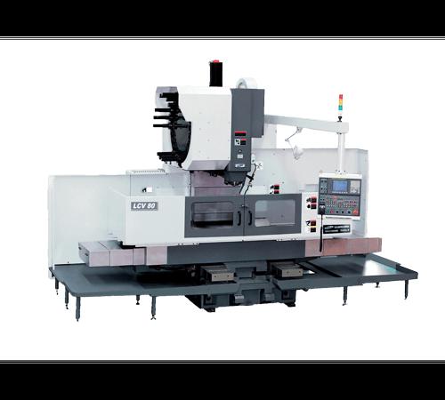 SMEC LCV-80 CNC Dikey İşleme Merkezi