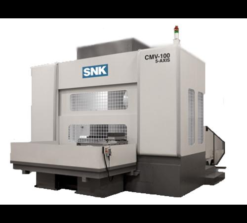 SNK CMV-70T CNC 5 Eksen Dikey İşleme Merkezi