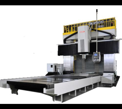 SNK RB-MII 5 CNC Köprü Tipi İşleme Merkezi