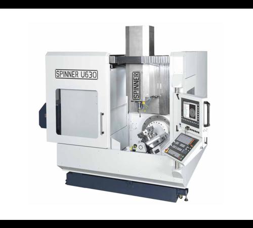 SPINNER U 630 ADVANCED CNC 5 Eksen İşleme Merkezi