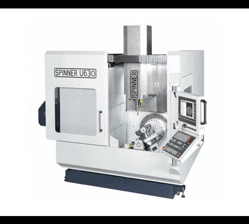 SPINNER U 630 COMPACT CNC 5 Eksen İşleme Merkezi
