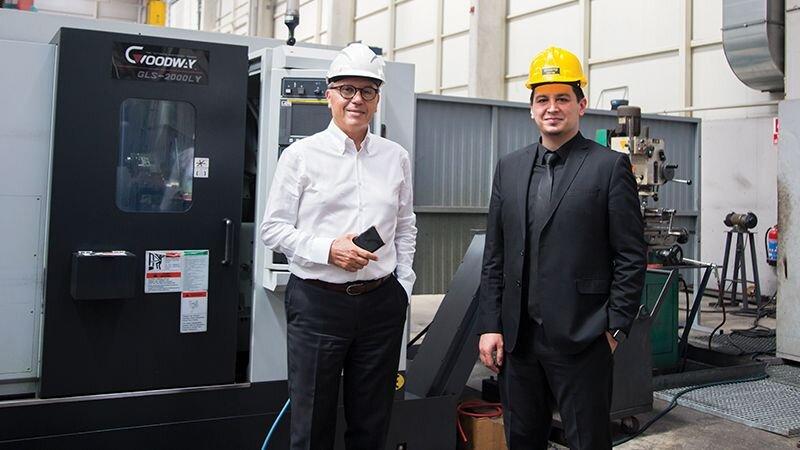 TIMEX Filtrasyon Genel Müdürü Osman Sandıkçıoğlu: Goodway GLS-2000LY ile Ürün Kalitemiz Çok Yükseldi ve Üretimimiz Ekonomik Hale Geldi