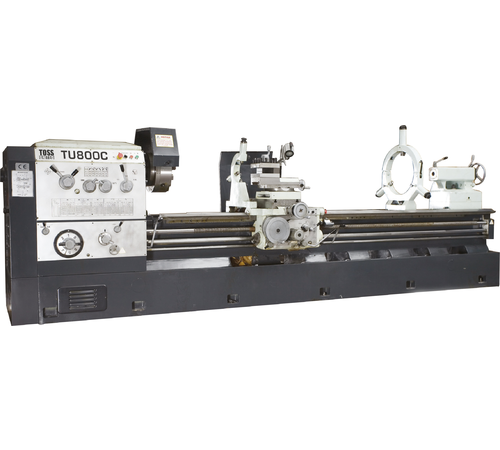 Toss-United TU800E /3000 Universal Ağır Tip Torna Tezgahı