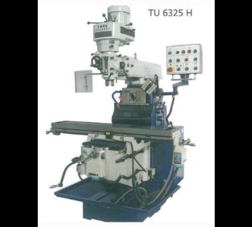 Yuwe TU6325 H Universal Yatay Ismili Freze Tezgahi
